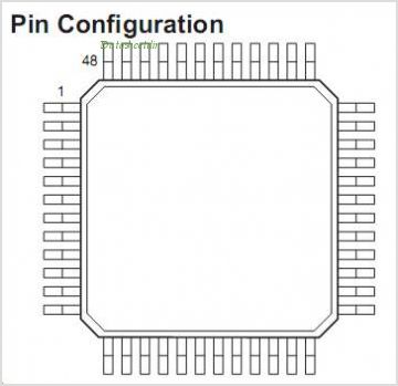 HV2601 pinout,Pin out
