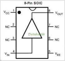 LMH6559 pinout,Pin out