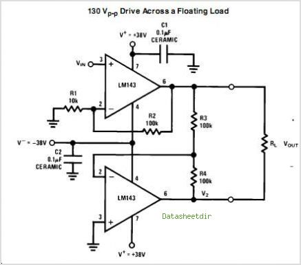 LM343H circuits