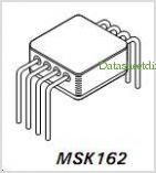 MSK162 pinout,Pin out