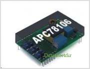 APC78106 pinout,Pin out