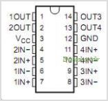 LM239A pinout,Pin out