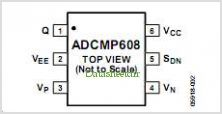 ACMP609 pinout,Pin out