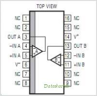 LT1018CS8 pinout,Pin out
