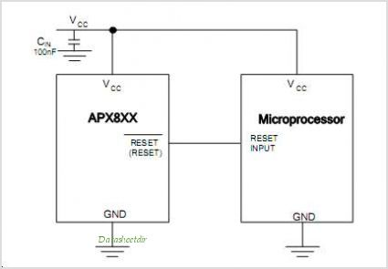 APX809 circuits