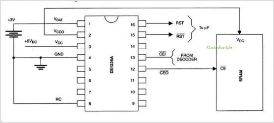 DS1236A circuits
