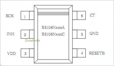 R5106N pinout,Pin out