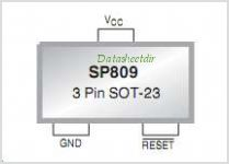 SP809N pinout,Pin out