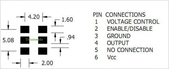 QCV30 pinout,Pin out