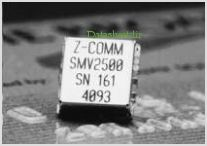 SMV2560A pinout,Pin out