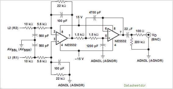 TMS57014A circuits