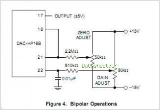 DAC-HP16BMM-1 circuits