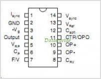 U209B pinout,Pin out