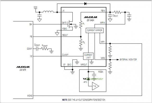 DS1842A circuits