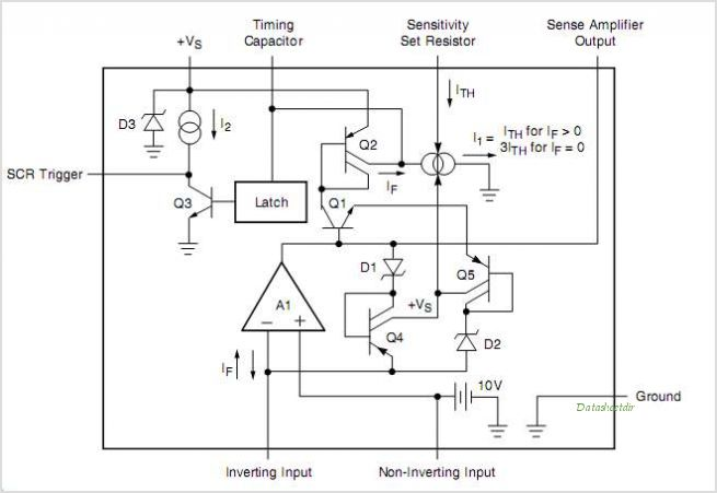 FAN1851AN circuits
