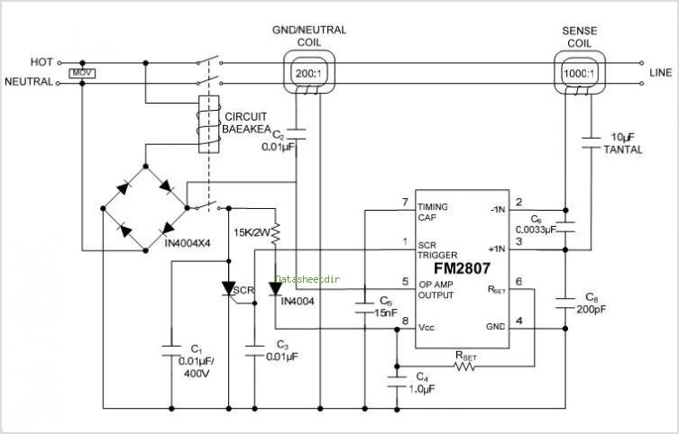 this is one application circuit of pacvga203 if you need