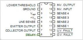 SG1548L pinout,Pin out