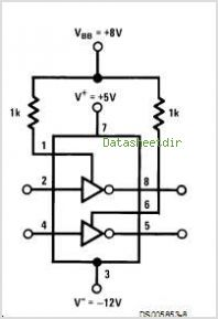 DS0026 circuits