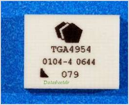 TGA4954-SL pinout,Pin out