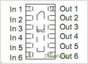 ECLAMP2456P pinout,Pin out