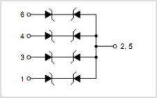 NUP4102XV6 circuits