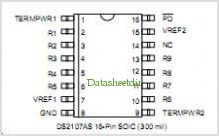 DS2107A pinout,Pin out