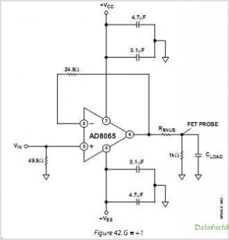 AD8065ART-R2 circuits