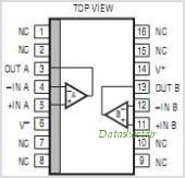 LT1057 pinout,Pin out