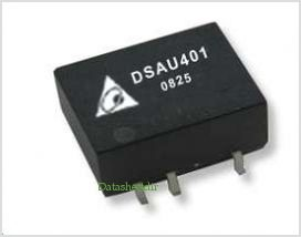 DSAU401 pinout,Pin out