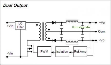 MKW2600 circuits