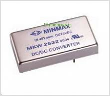MKW2600 pinout,Pin out
