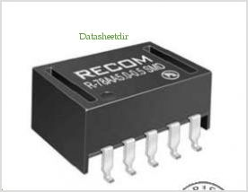 R-78AA1.5-0.5SMD pinout,Pin out
