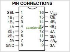 NCS6433DR2G pinout,Pin out