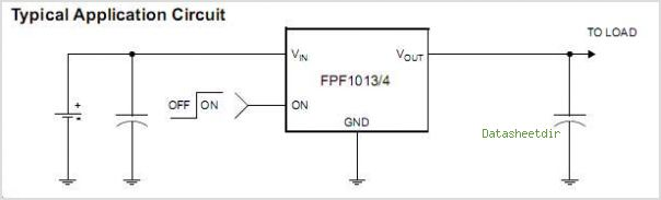 FPF1013 circuits