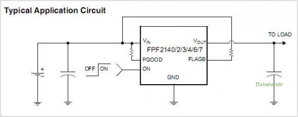 FPF2146 circuits