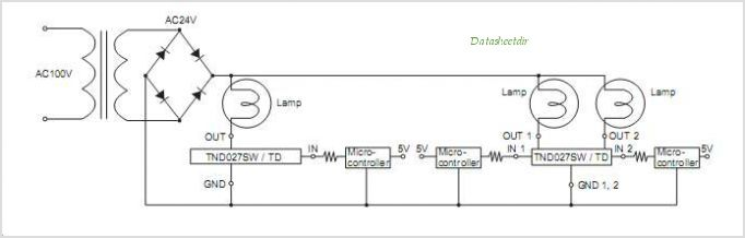 TND027SW circuits