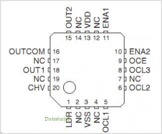 SM8145A pinout,Pin out