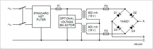 HTRM800 circuits