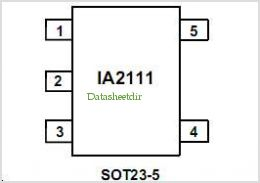 IA2111 pinout,Pin out
