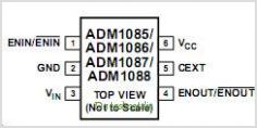 ADM1085 pinout,Pin out