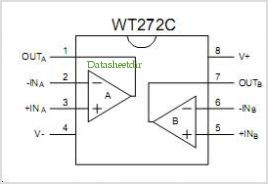WT272C-S080 pinout,Pin out