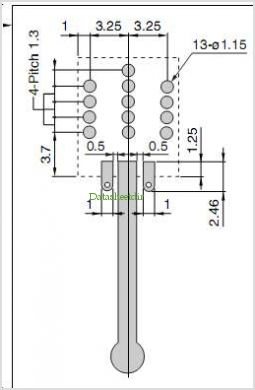 ANT1085-4R1 pinout,Pin out