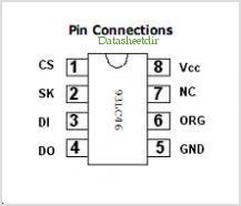 IN89C2051 pinout,Pin out