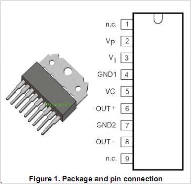 KKA7056B pinout,Pin out