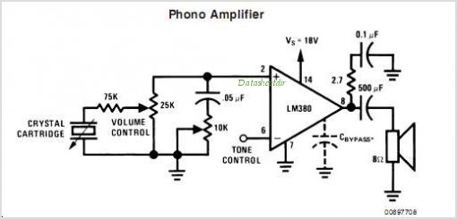 lm380n 8 schematic  u2013 powerking co