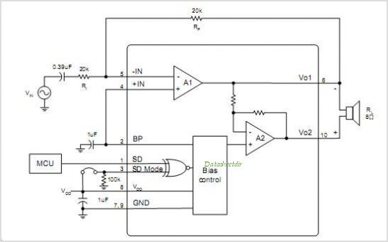 MS6901MGTR circuits