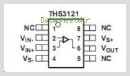 THS3121 pinout,Pin out