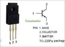 2SA1306A pinout,Pin out