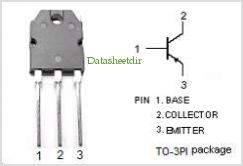 2SA1516 pinout,Pin out
