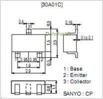 30A01C pinout,Pin out